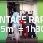 vidéo montage mur végétal entreprise