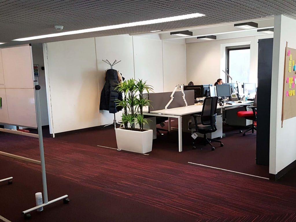 plante isolation bureau