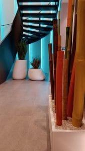 paysagiste décorateur intérieur à Lyon plantes artificielles
