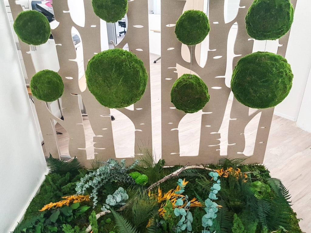 jardin stabilisé