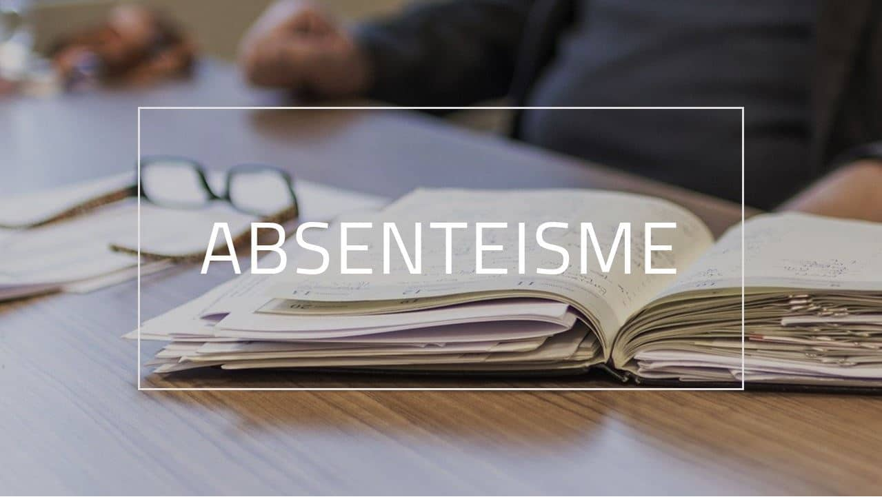 reduction absenteisme au travail